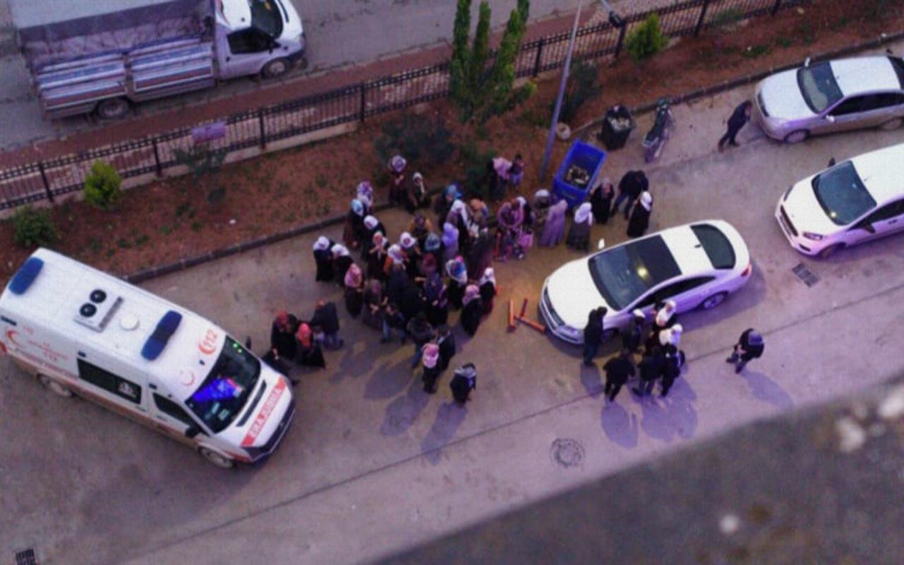 Şanlıurfa'da amca çocukları arasında kavga 2 ölü 5 yaralı