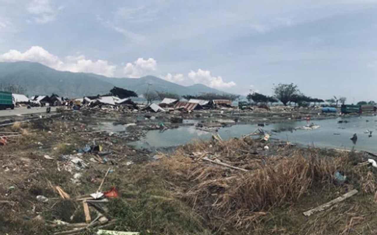 Sel baskını 4 bin kişiyi yerinden etti