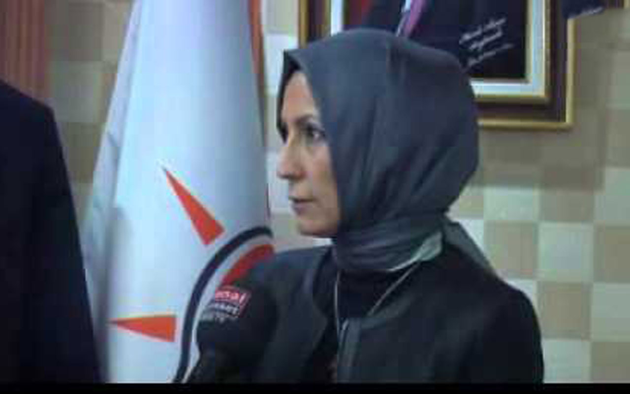 Özlem Özcan'ın milletvekili aday adayı ile ilgili görsel sonucu