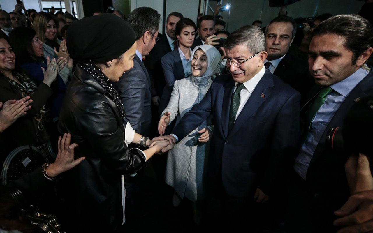Ahmet Davutoğlu'nun partisine AK Parti'den transfer mi olacak Selvi kulis yazdı