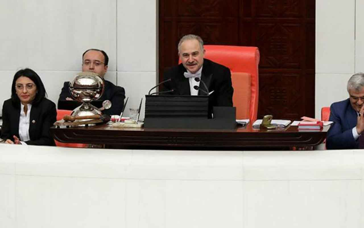 CHP'li Levent Gök Meclis'te rekor kırdı! Ahmet Aydın tebrik etti