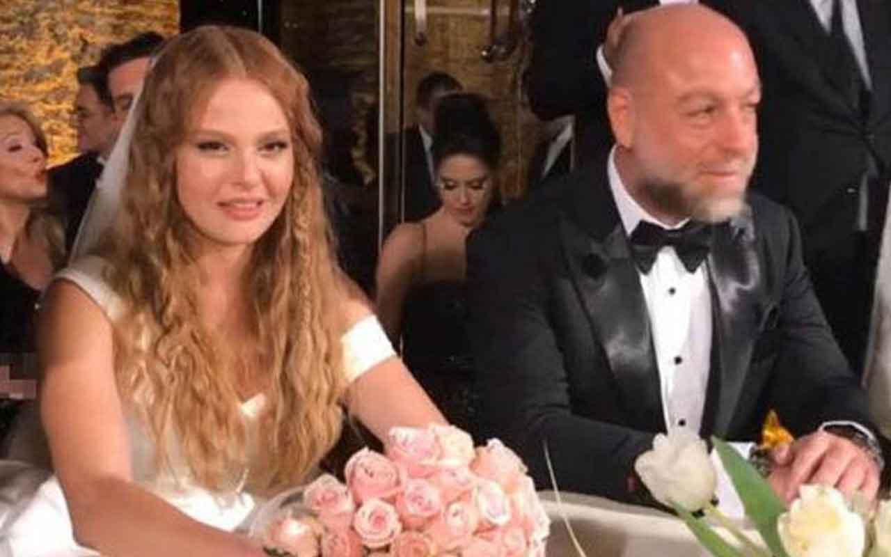 Naz Elmas ve Erol Özmandıracı evlendi