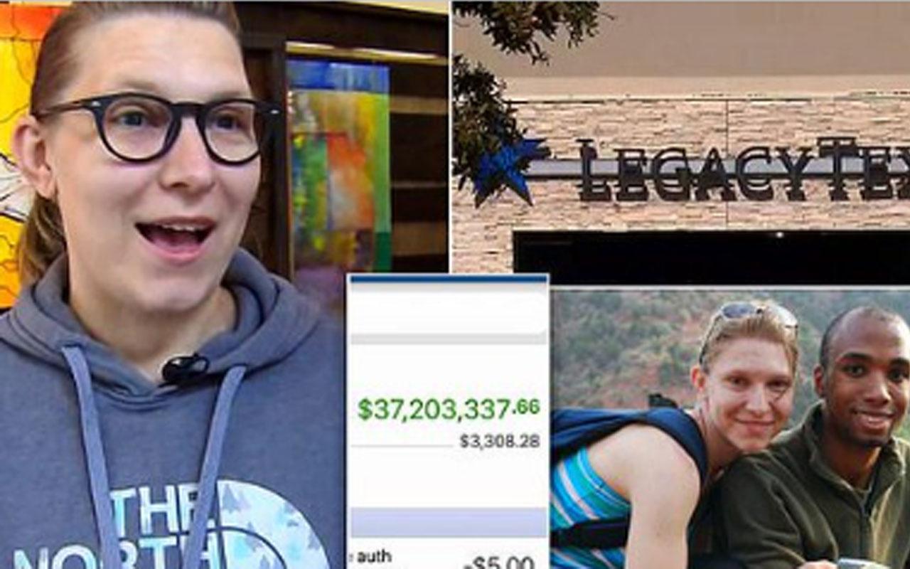 35 yaşındaki kadın bir günlüğüne 37 milyon doların sahibi oldu