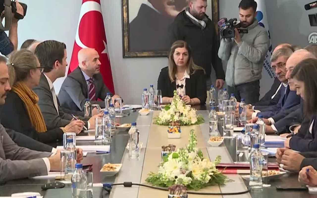 Asgari Ücret Tespit Komisyonunun üçüncü toplantısı başladı