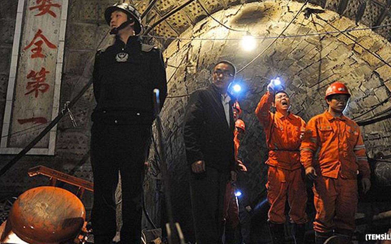 Çin'de maden faciası! Çok sayıda ölü var!