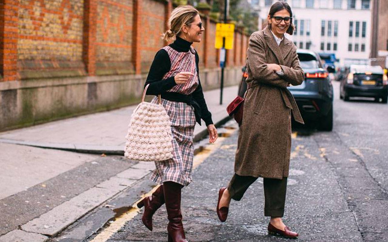 Kış kombin önerileri 2020'de kadınlar neler giyecek?