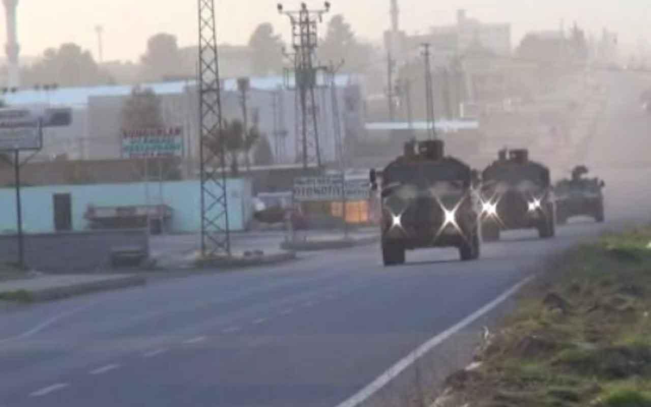 Mardin kırsalında sokağa çıkma yasağı