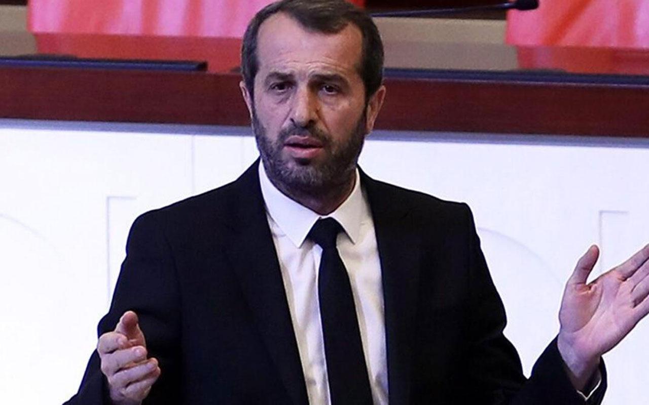 MHP'li Saffet Sancaklı: Futbolseverlere kötü bir haberim var