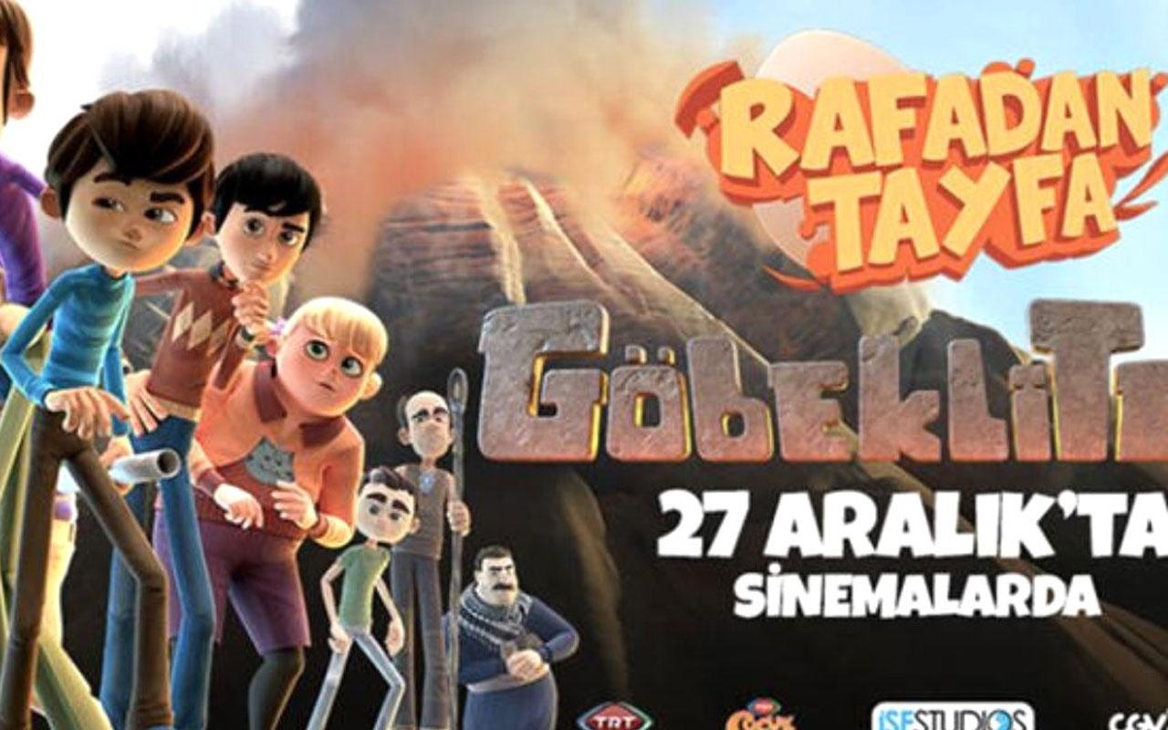 Rafadan Tayfa'nın yeni macerası 27 Aralık'ta gösterime girecek