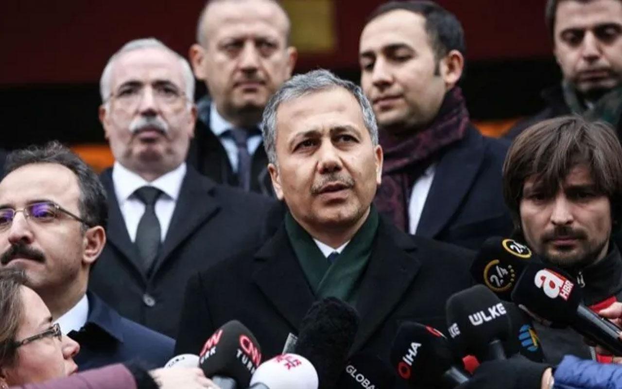 İstanbul Valisi Ali Yerlikaya: 371 bin Suriyeli gönüllü geri dönüş yaptı