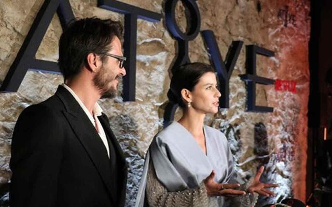 Netflix'in ikinci Türk dizisi Atiye'ye görkemli gala! Beren Saat bakın ne açıklama yaptı