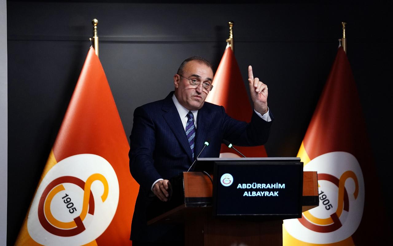 Abdürrahim Albayrak'ın Monacospor sözlerine Abdülkerim Durmaz'dan olay gönderme