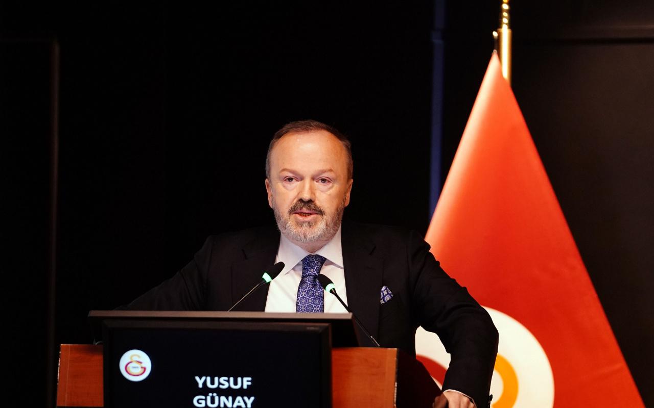 Yusuf Günay: Galatasaray zoru sever