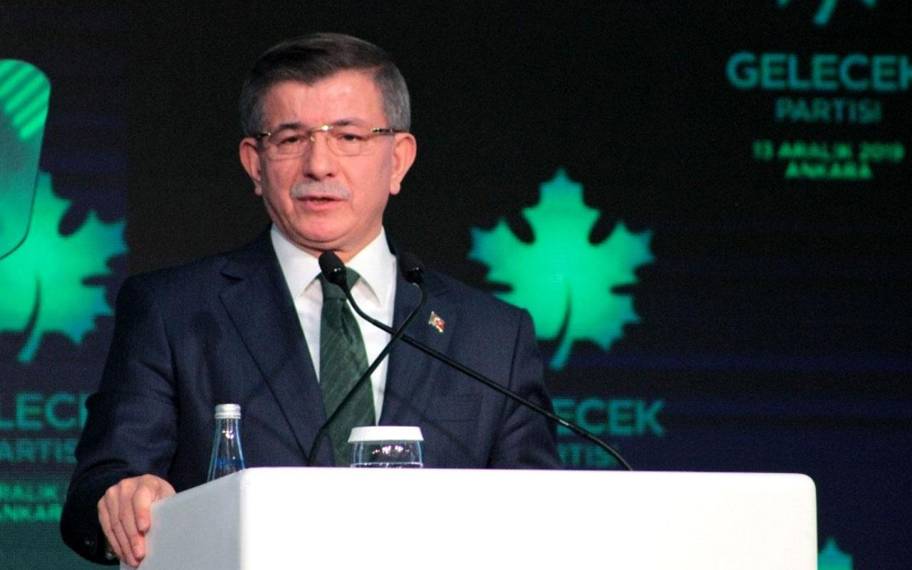 Ahmet Davutoğlu'ndan 'Büyük Kudüs Mitingi' kararı