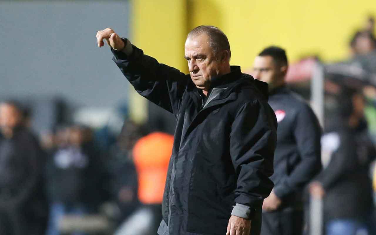 """Fatih Terim: """"Sonuç almak isteyen bir Galatasaray vardı"""""""