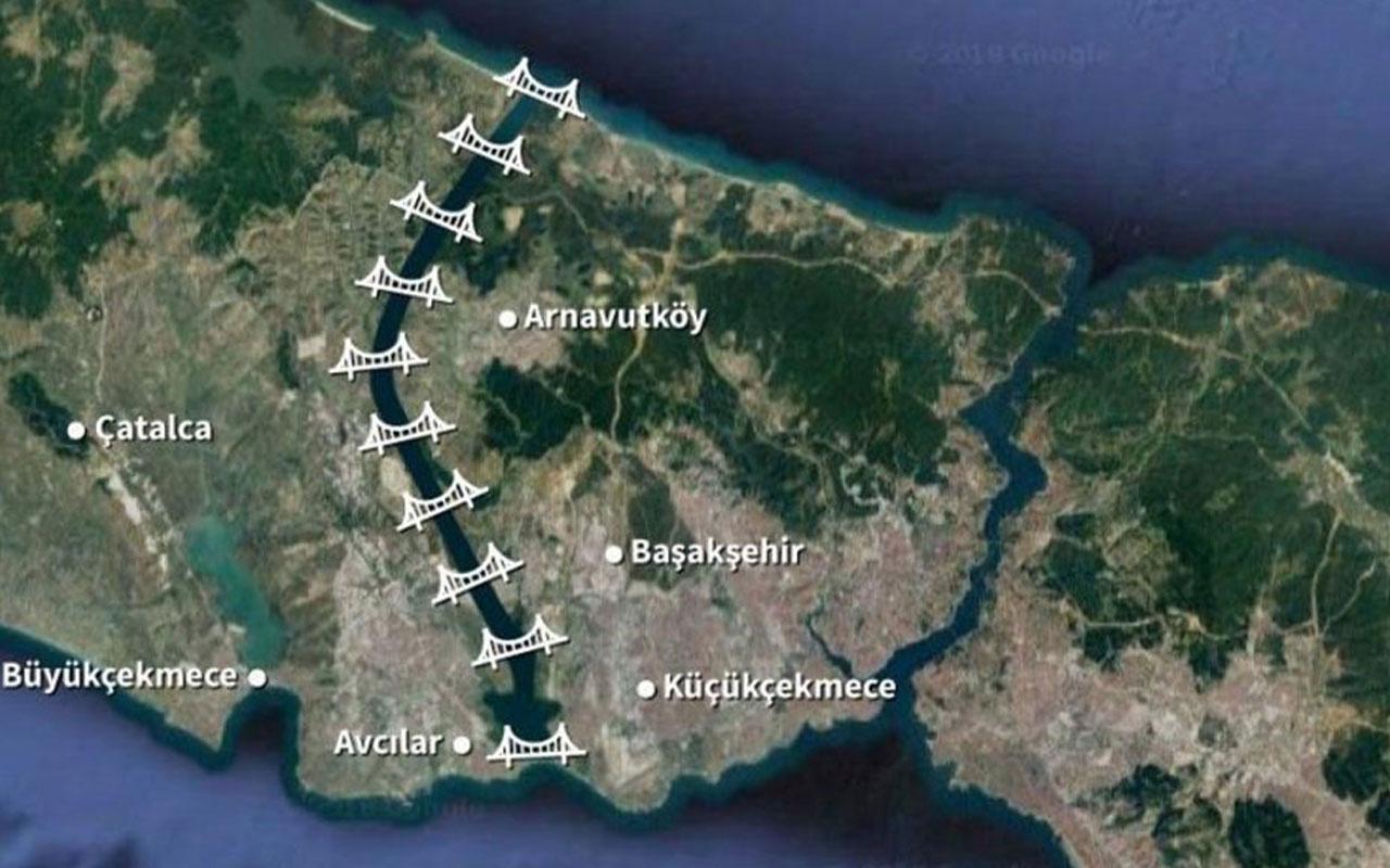 Kanal İstanbul için önemli açıklama!
