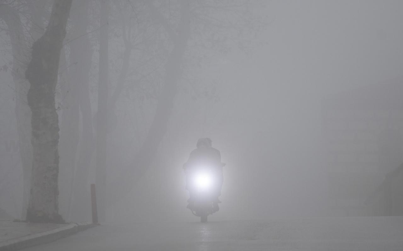 Meteoroloji bölge bölge uyardı! Yağış yok sis günlerce etkili olacak