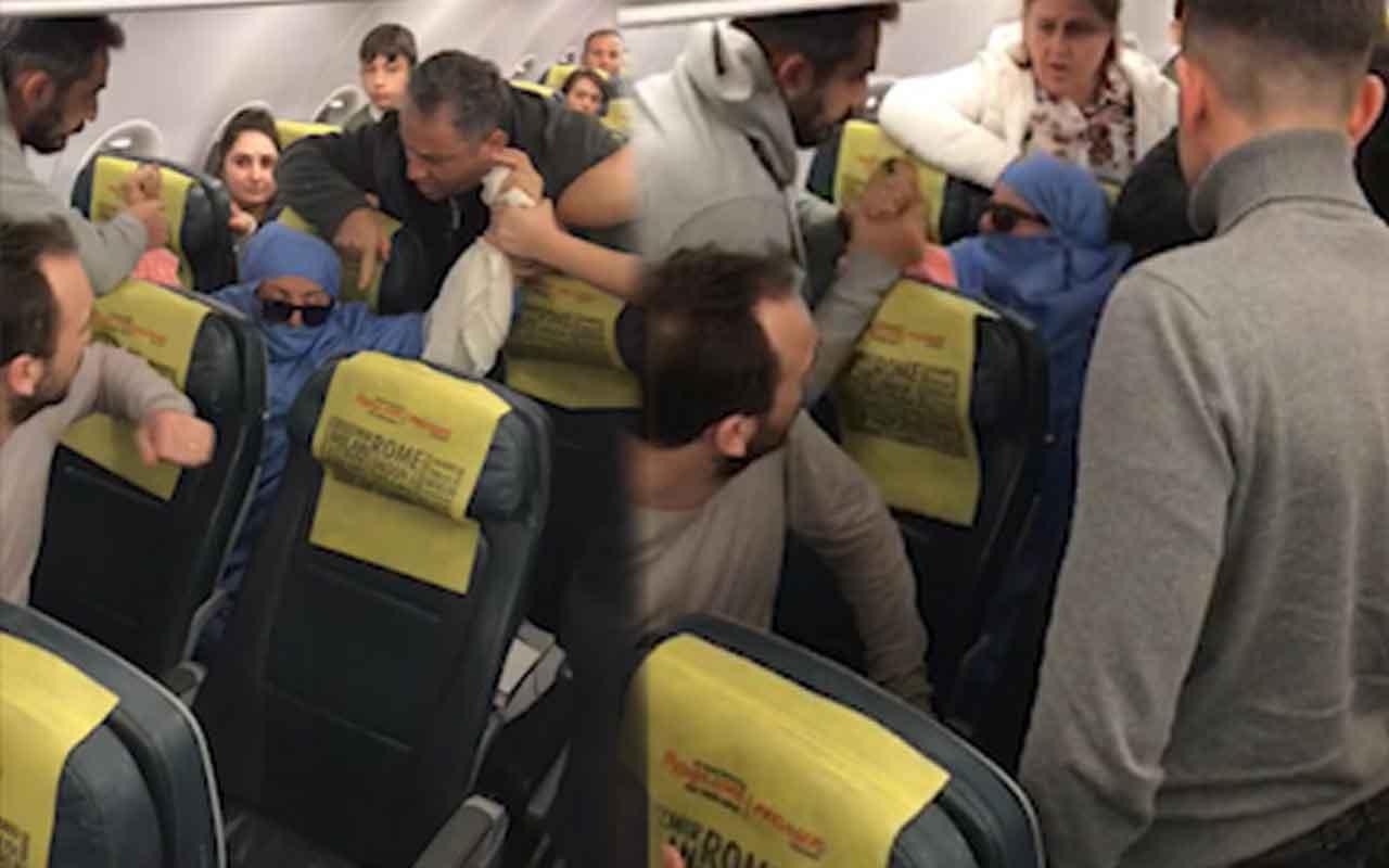 Pegasus Kıbrıs uçağında bomba ihbarı! Kadın yolcu gözaltına alındı