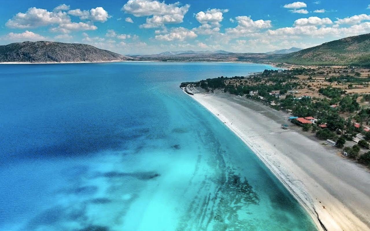 Bakan Kurum'dan Salda Gölü açıklaması