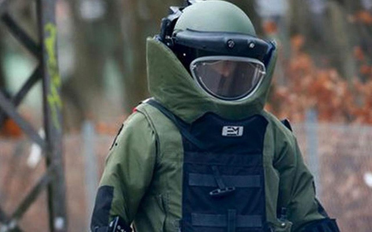 Çeyrek tonluk bomba paniği! Binlerce kişi tahliye edildi hava sahası uçuşa kapatıldı