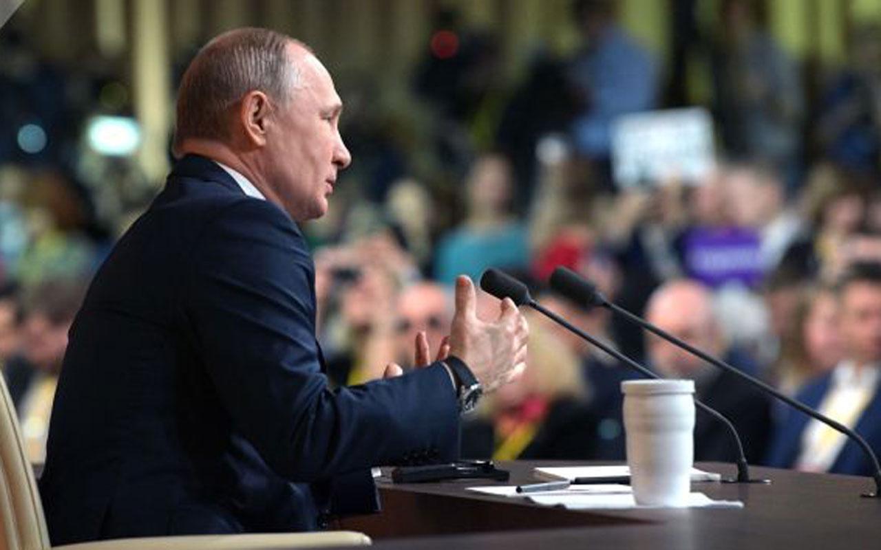 Anadolu Ajansı muhabirinin sorusuna Putin'den bomba yanıt