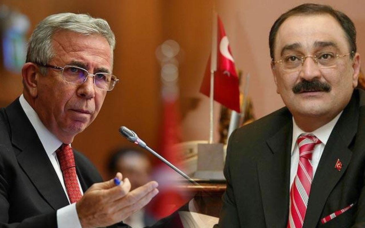 25 milyon TL rüşvet iddiasında yeni gelişme! Sinan Aygün hakkında suç duyurusu