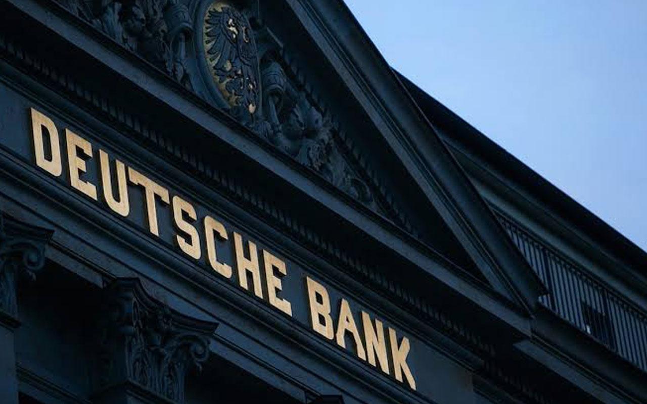 Deutsche Bank binlerce çalışanının işine son verdi!