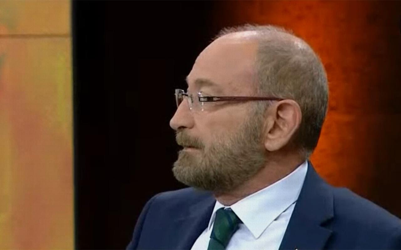 Emin Pazarcı: Davutoğlu kiracı olduğu evde tadilata başladı