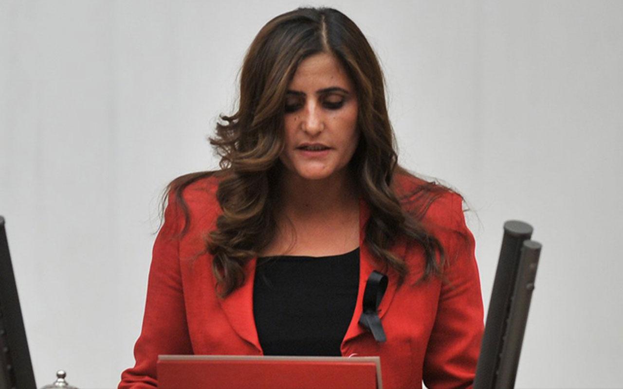 HDP'nin küstah vekiline bak! TBMM'de kürsüsünde PKK'yı savundu