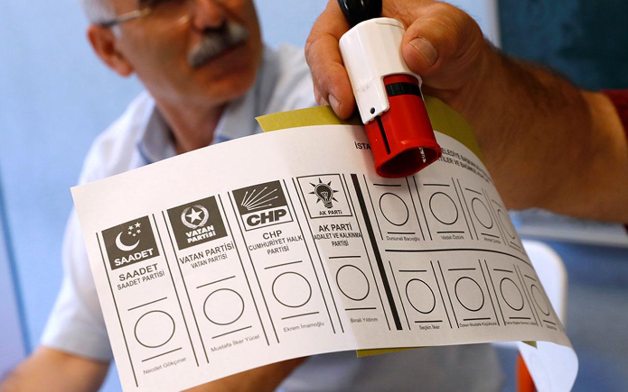 MetroPOLL'ün son seçim anketinde olay sonuçlar! AK Parti ve MHP toplam bakın kaç çıkıyor