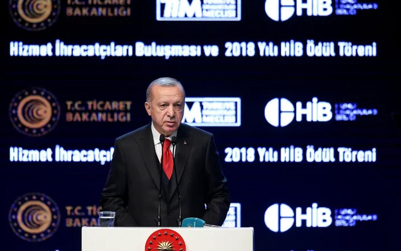 Cumhurbaşkanı Erdoğan'dan Kanal İstanbul açıklaması! Önümüzdeki hafta başlıyoruz