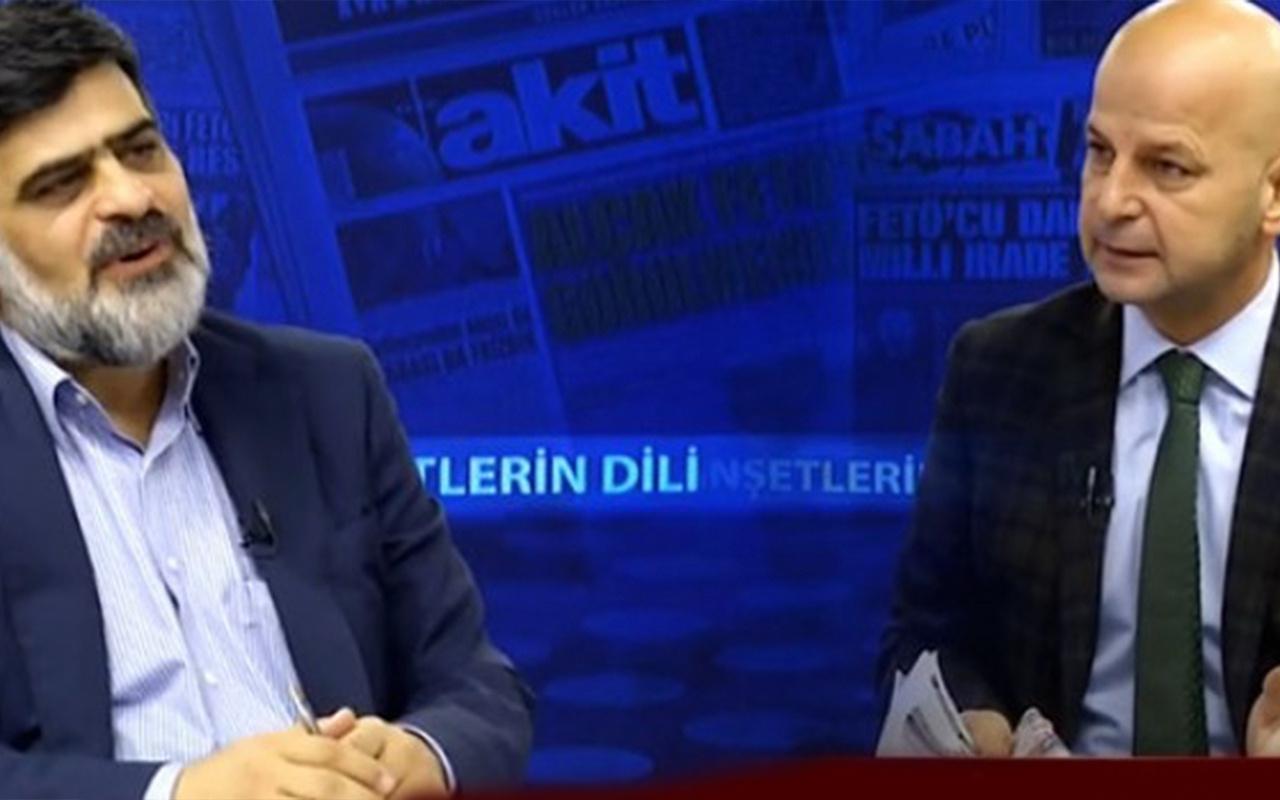 Akit TV sunucusundan skandal sözler: Toplanıp Cumhuriyet'in önüne bir el bombası atalım