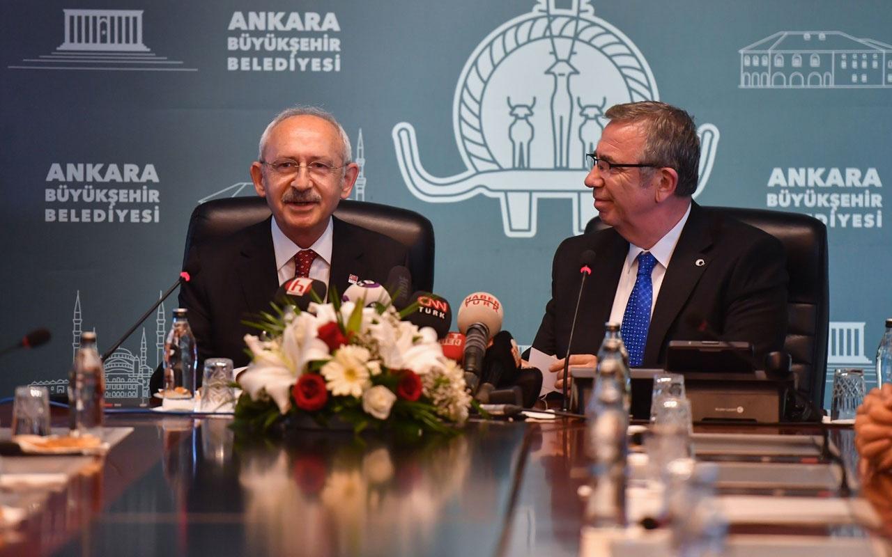 Sinan Aygün Mansur Yavaş kapışmasında olay iddia: Kılıçdaroğlu baştan beri biliyormuş