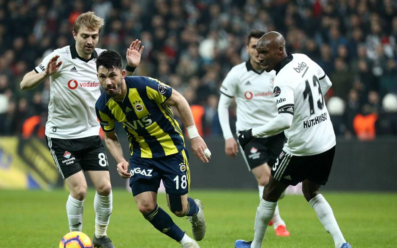 Fenerbahçe Beşiktaş maçı canlı yayın saat kaçta hangi kanalda