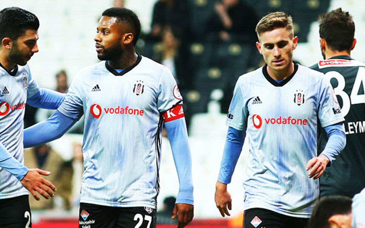 Beşiktaş'ta ayrılık!  Tyler Boyd bakın hangi takımla anlaştı