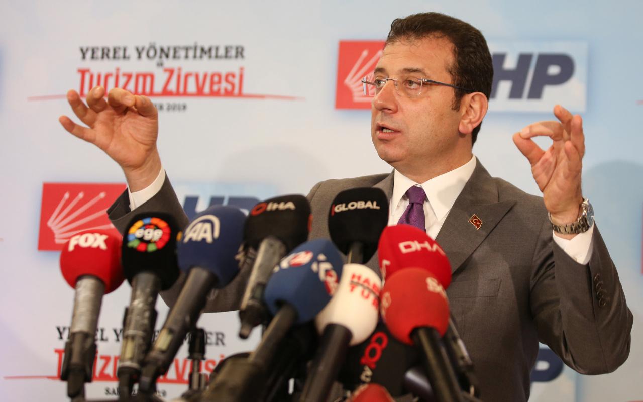 İmamoğlu'ndan Can Akın Çağlar atamasına tepki gösteren CHP'lilere cevap