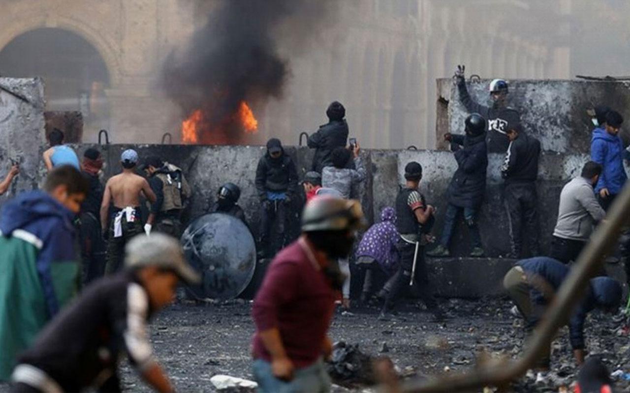 Irak'ta acı bilanço! 26 aktivist suikast sonucu öldürüldü