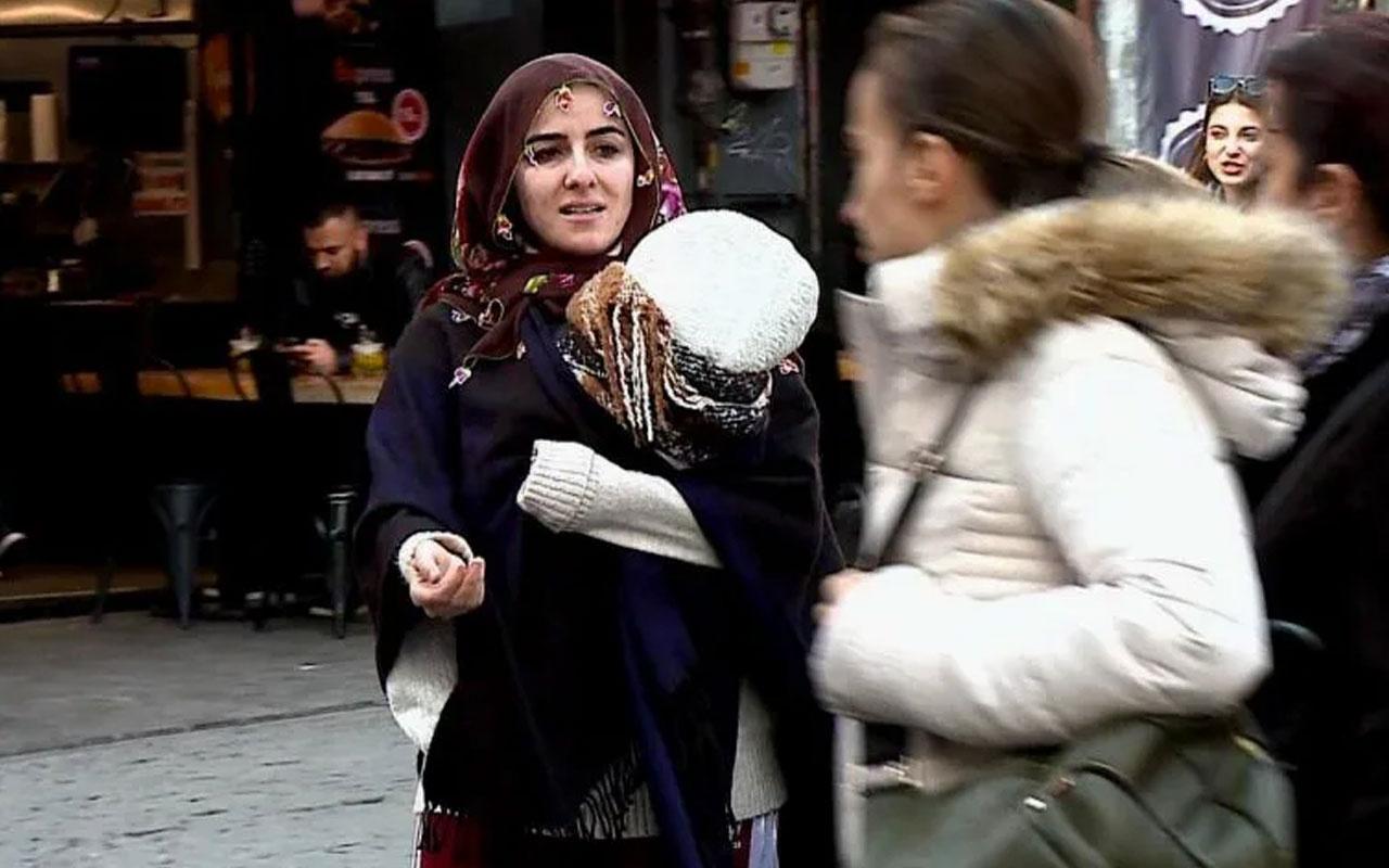 CNN Türk muhabiri dilenci kılığına girdi 1 saatte topladığı paraya bakın