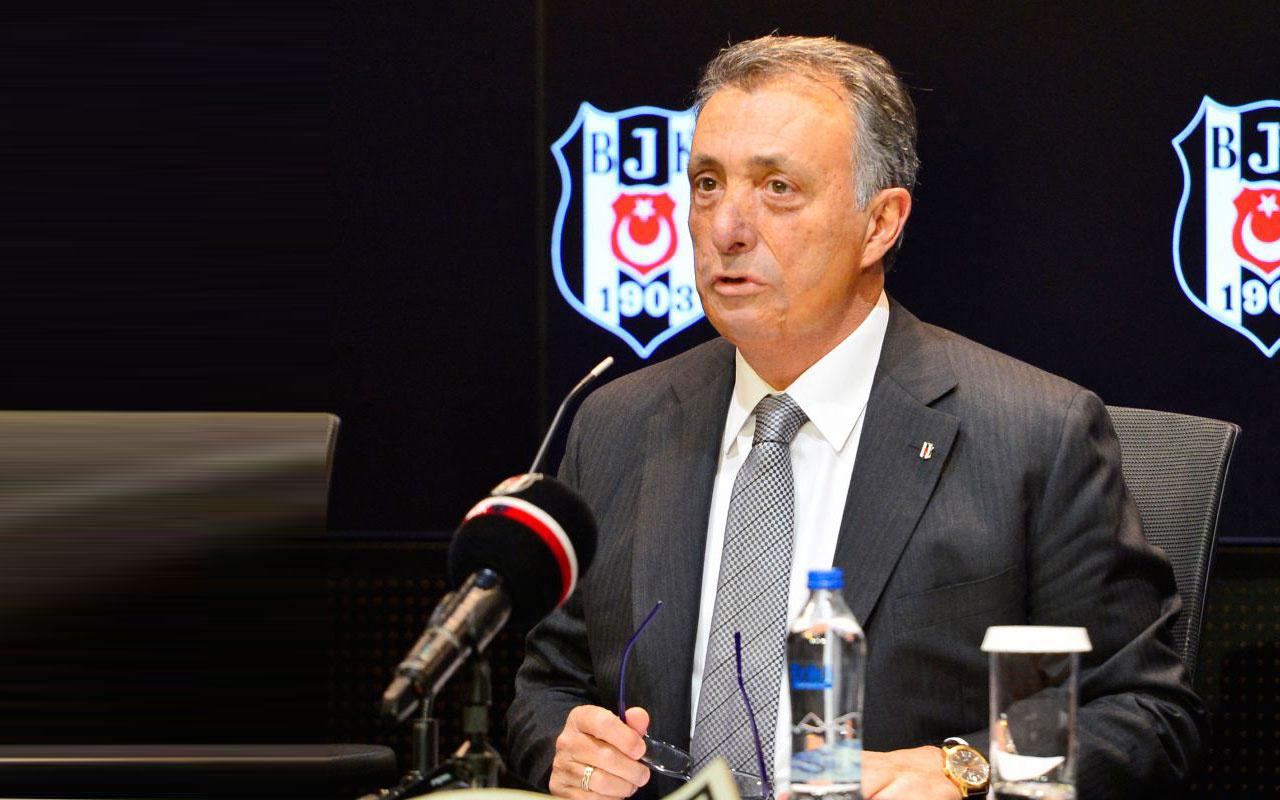 Beşiktaş Başkanı Çebi'den Talisca ve maaş indirimi açıklaması!