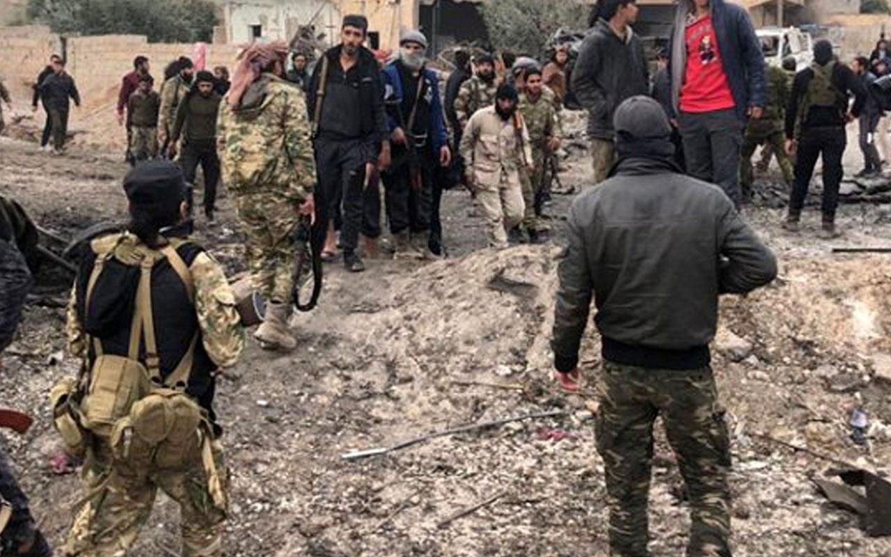 Terör örgütü YPG, Tel Abyad'da sivilleri hedef aldı