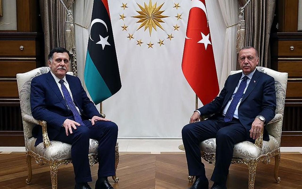 Libya Başbakanı'ndan Türkiye resti