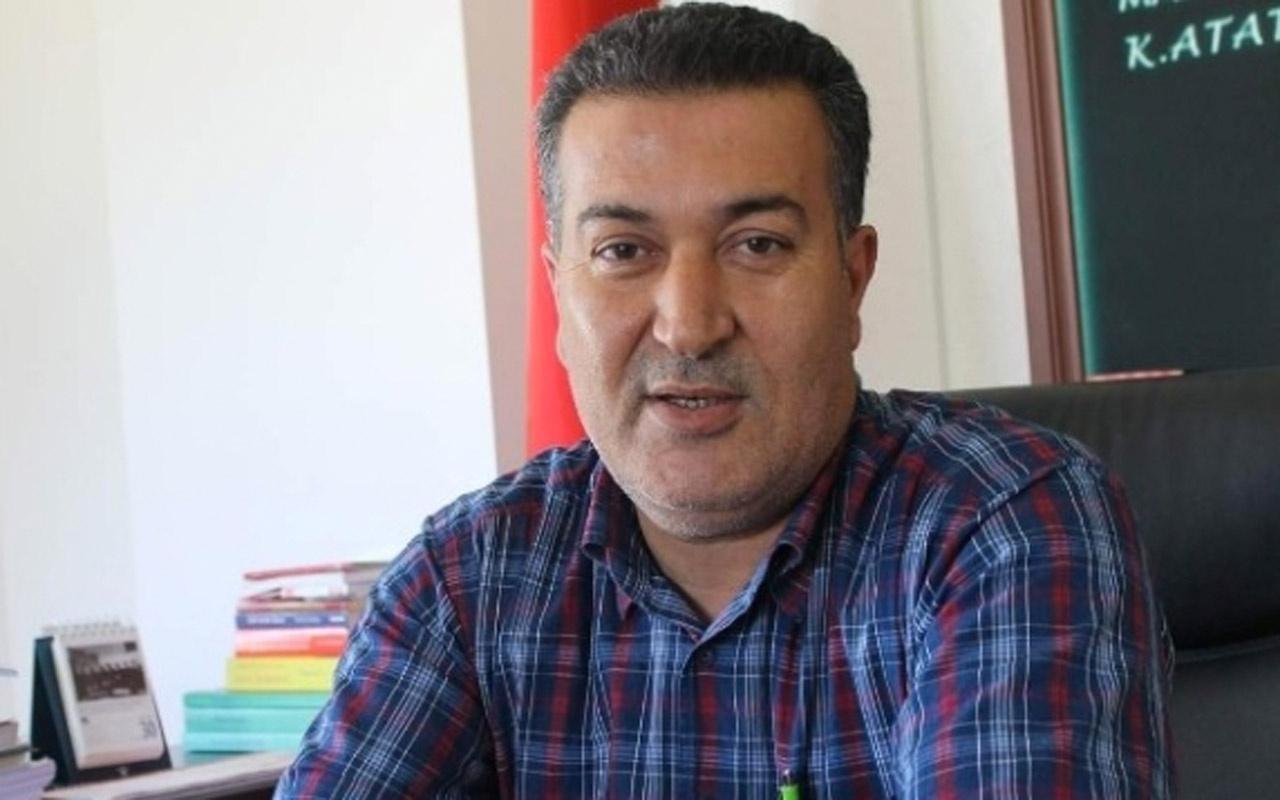 CHP Siirt İl Başkanı Nevaf Bilek'e saldırı!