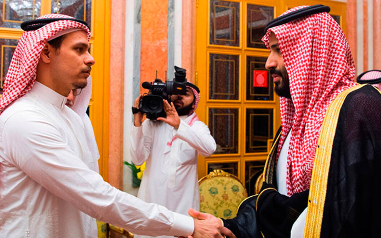 Cemal Kaşıkçı'nın oğlu: Suudi yargısına güveniyoruz