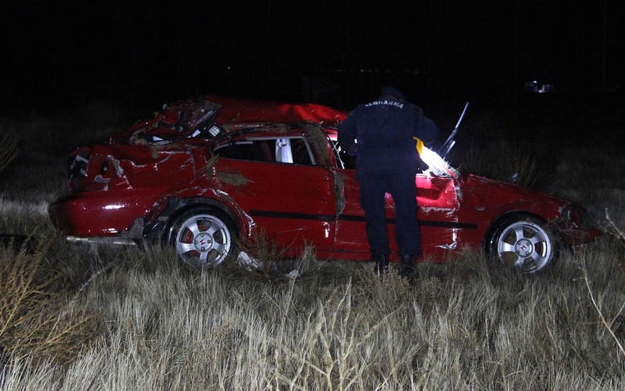 Karaman'dan acı haber! Uzman Çavuş kaza sonucu hayatını kaybetti