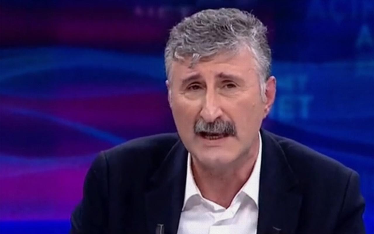 Alper Taş: CHP'liler seçim için namaza git dedi