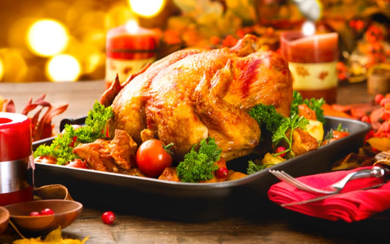Yılbaşı için en kolay hindi tarifi Arda'nın Mutfağı'ndan