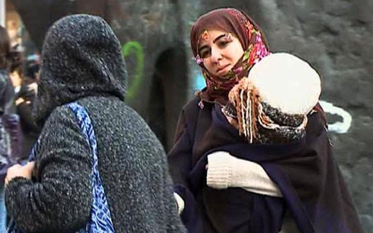 Dilenci kılığına giren CNN Türk muhabiri Sema Akbulut'a ahlaksız teklif!