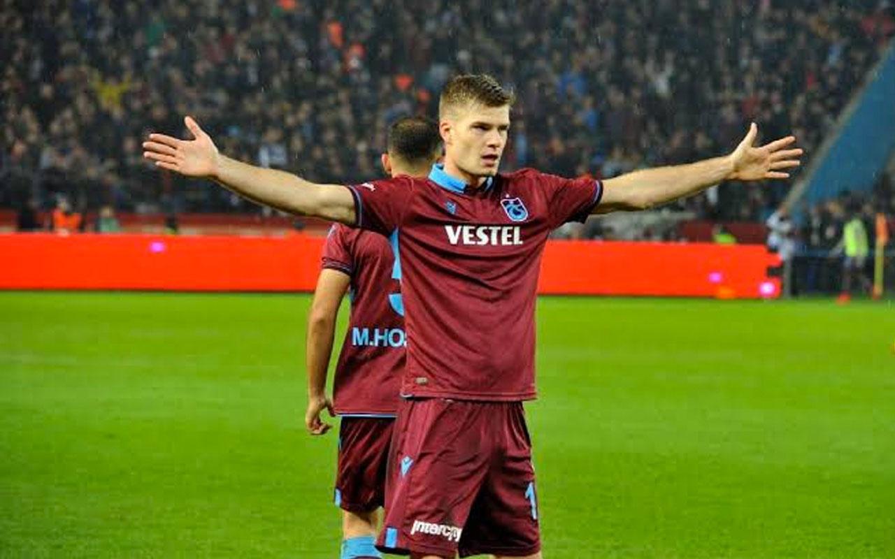 RB Leipzig, Trabzonsporlu Sörloth için yaptığı teklifi yükseltti