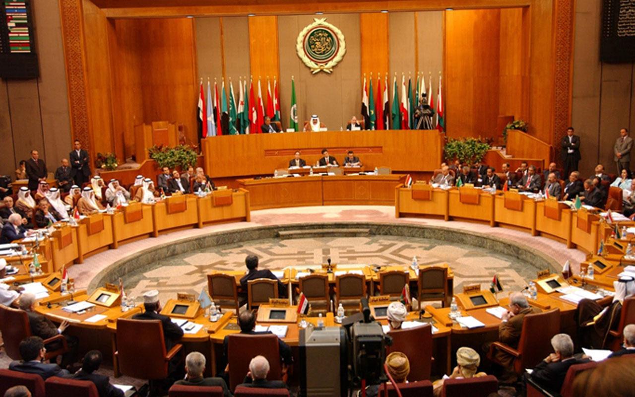Arap Birliği'nin Türkiye hazımsızlığı! Libya için kınayıp tehdit ettiler