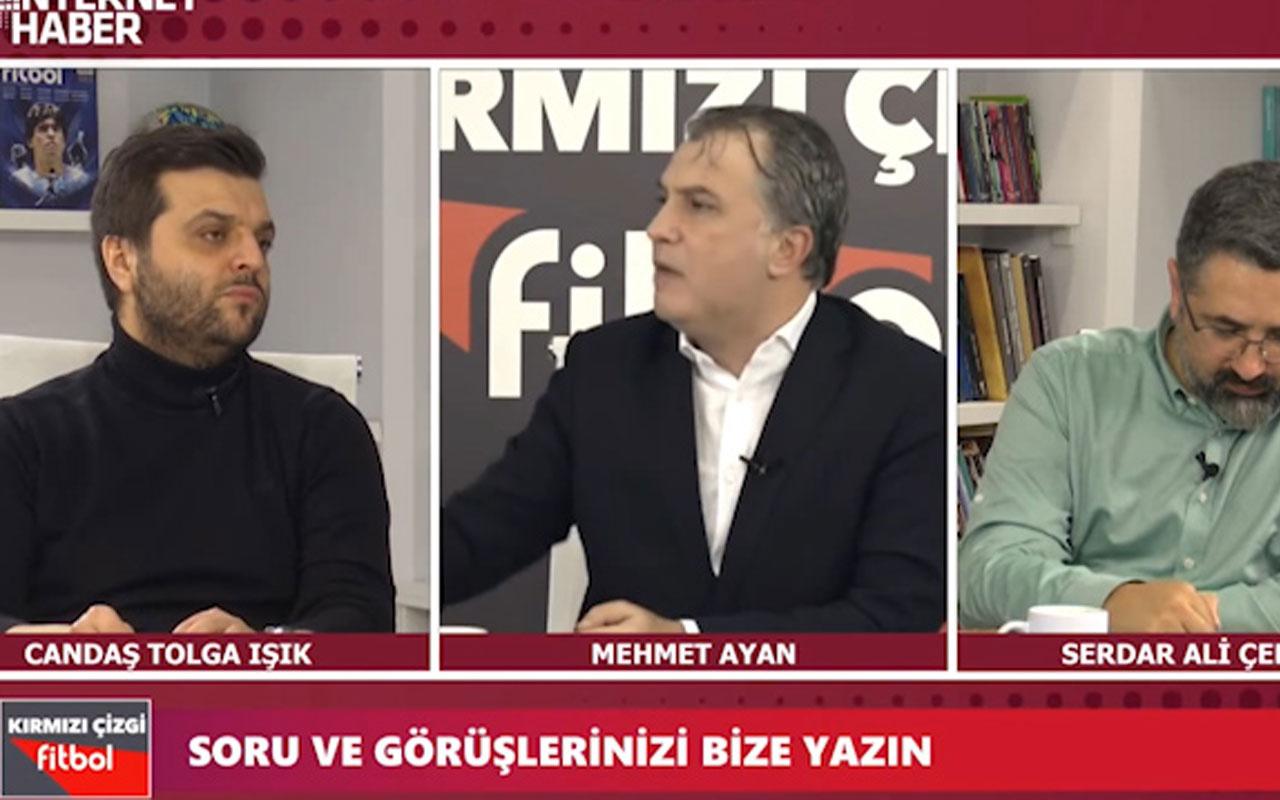 Mehmet Ayan: Adam ne yapsın küfür mü etsin